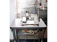 Brother MA4-B551 5 Thread Industrial Overlock Sewing Machine