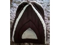 Small Cat Igloo Bed