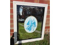 (#526) pub mirror Bovril advertising (Pick up only, Dy4 area)