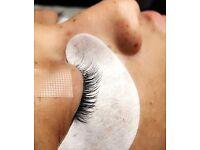 Eyelash extension/ Beauty therapist