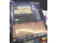 "Car Stereo Cd DVD Player MP3 MP4 7"" Screen"