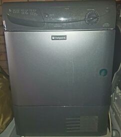 Hotpoint Aquarius condenser dryer