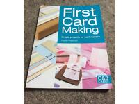 Card making book