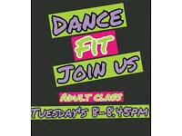 Dance-Fit Class Cumbernauld