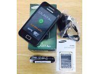 samsung Galaxy Ace GT-S5830i Sim Free Unlocked - Black - Unlocked