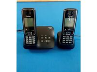 Gigaset A420 Twin Cordless Phone