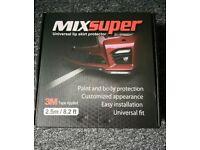 MixSuper sports front splitter, bumper protector