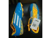 Adidas football boots - brand new boxed