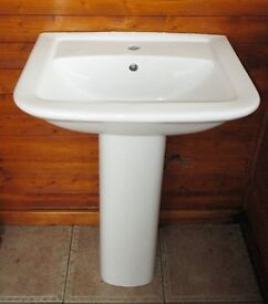 Sink and Pedestal for sale