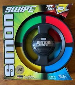 Simon Swipe Game New