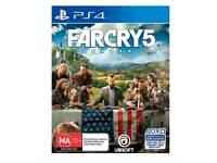 Far cry 5 Brand new Sealed