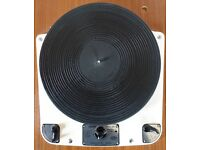 Garrard 301 Transcription Turntable. Excellent condition With Strobe included