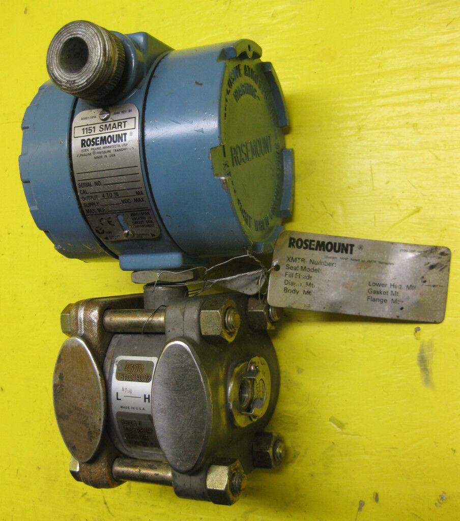 rosemount 1151 dp transmitter manual