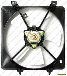 Radiator Cooling Fan Assembly 1.8L Without Turbo Mazda Miata 1999-2005