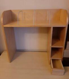 Desktop shelving for sale