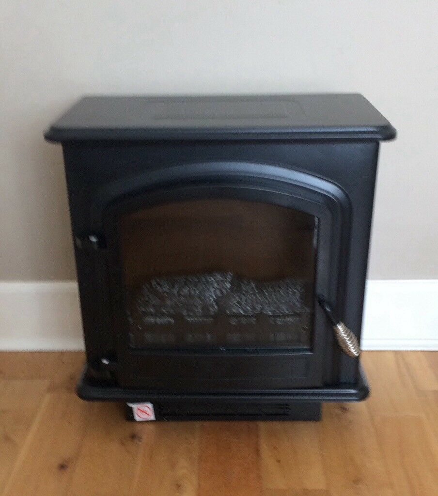 Electric Wood Burning Stove Effect Fire