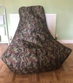 Bean Bag Chair Camouflage