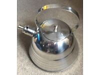Cook & Co 2.6-litre Stainless Steel Stovetop Kettle