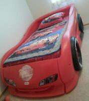 Cars Lightening McQueen Bed Frame