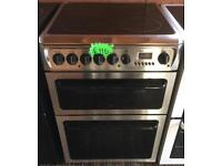 Refurbished creda/hotpoint c367 electric Cooker-3 months guarantee!