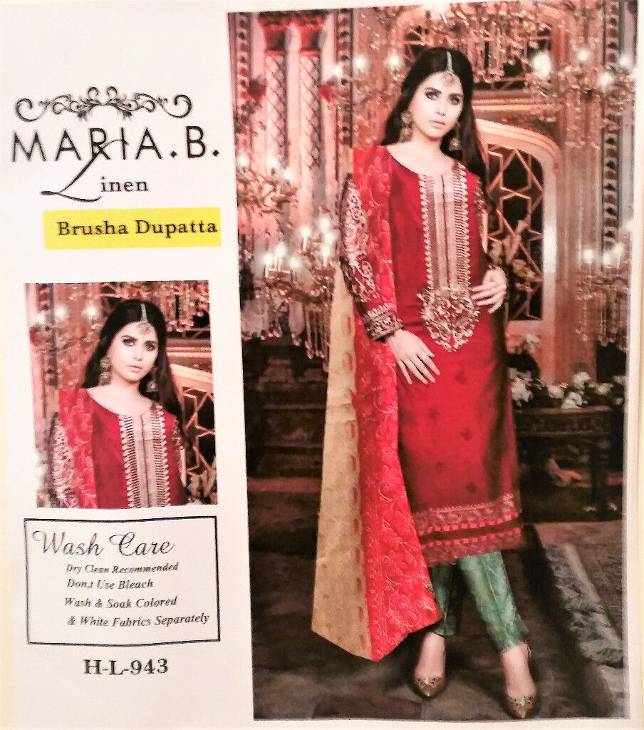 Latest Asian Indian Pakistani Fully Stitched Salwar Kameez Readymade embroidery suit