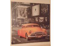 American Car Canvas