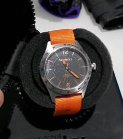 Mens Superdry watches