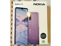 As new Nokia 2.4 Smartphone Grey