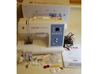 Singer Confidence 7465 Sewing Machine plus extra feet, VGC