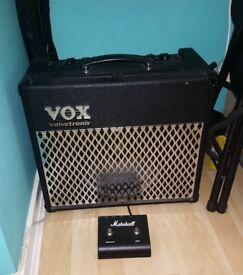 Vox Valvetronix AD30VT 30W Guitar Amp / Amplifier