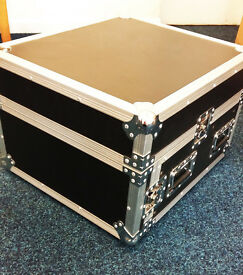 Rack Mountable Mixer Flight Case
