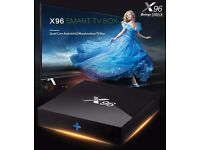 Latest X96 Amlogic S905X Android 6.0 4K KODI/MOBDRO/WOOKIE/NO SUBSCRIPTION!!
