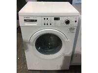 9kg Bosch vairoperfect washing machine, new model, 3 months warranty
