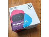 Mobile WiFi. Create your own WiFi on the go. Up to 5 Devices.