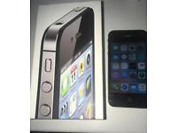 iPhone 4s black 16 GB
