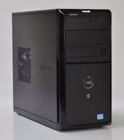 WINDOWS 10 DELL VOSTRO 270 INTEL CORE I3 TOWER PC COMPUTER - 4GB RAM - 2TB HDD
