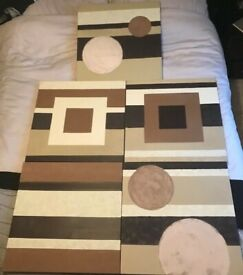 Canvases Good Quality Wooden Painted (Not Printed) ☆☆☆☆☆ CAN POST