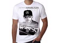 Lewis Hamilton 2016 t shirt Brand new for 2016 season 10