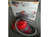 VAX Energy Pulse POWERFULL Vacuum Cleaner RED - BAGLESS, Hepa Filter - no offers, please!