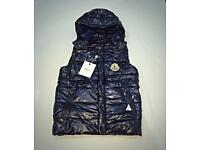 C.Gilet Body Warmer Moncler Half Sleve Jacket