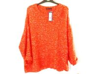 NEW WITH TAGS JUMPER FROM MARKS & SPENCER. SIZE XL.