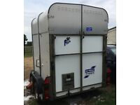 FOR SALE IFOR WILLIAMS HORSE TRAILER