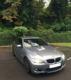 BMW 325d (59 plate) M-Sport - Full BMW Service history