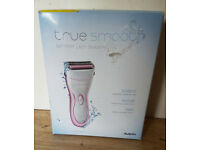 Babyliss True Smooth Battery Operated Wet and Dry Lady Shaver