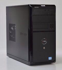 WINDOWS 10 DELL VOSTRO 270 TOWER - INTEL CORE I3 - PC COMPUTER - 4GB RAM - 2TB