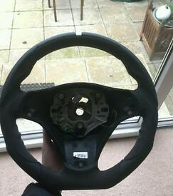 RAID 801 SUPERSPORT CONCEPT STEERING WHEEL for BMW NEW IN BOX