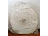 HABITAT Boule Japonaise White Lantern Japan Large 60cm Paper Pendant Ceiling Light Shades x2 NEW £6