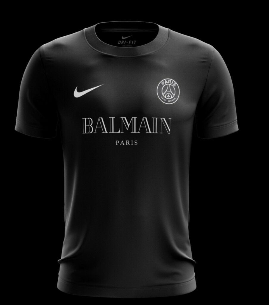 uk availability a0560 b8ec8 Balmain x Nike PSG JerseyLab Limited Edition T-shirt £120 | in Ilford,  London | Gumtree