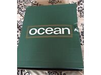 Ocean Chest Waders. Adult size 10. Brand new in box