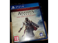 Assassins Creed : The Ezio Collection PS4